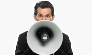 megaphone small biz